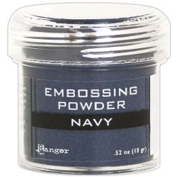 Ranger - Embossing Powder - Navy Metallic